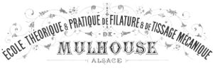 1869 Fusion des école de Filature et de Tissage