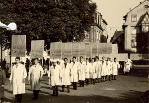 1961 Centenaire de l'école : Nuit du Textile