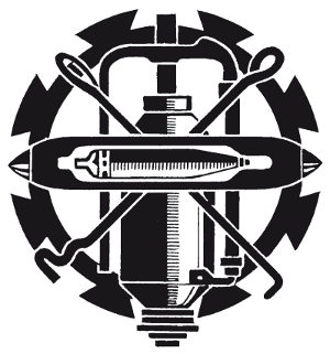 1945 Logo de l'école