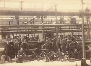 1885-1886 Promotion de l'école