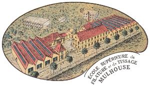 1919 Ecole Supérieure de Filature et de Tissage Mulhouse